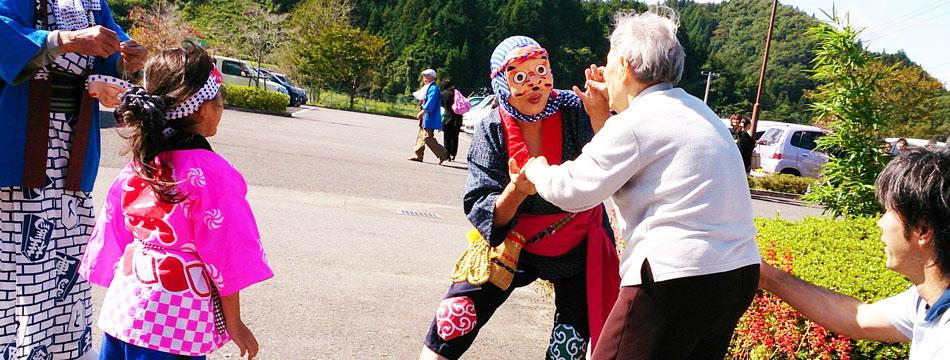 棚倉秋祭り